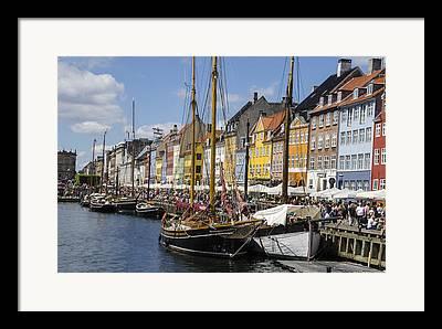Hans Christan Andersen Framed Prints