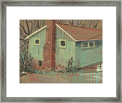 Our House Framed Print