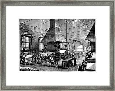 Paper Mill Framed Print