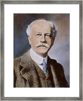 Percival Lowell (1855-1916) Framed Print by Granger
