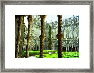Portugal Church Framed Print
