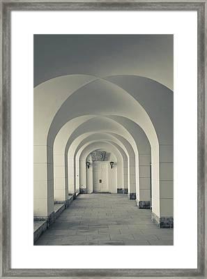Russia, Saint Petersburg Framed Print