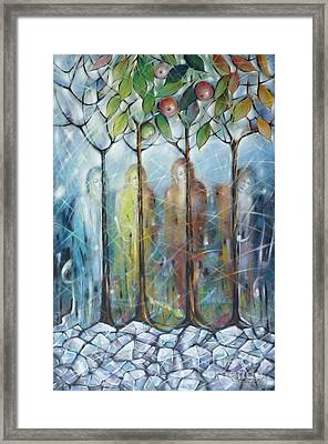 4 Seasons On Ice 061110 Framed Print