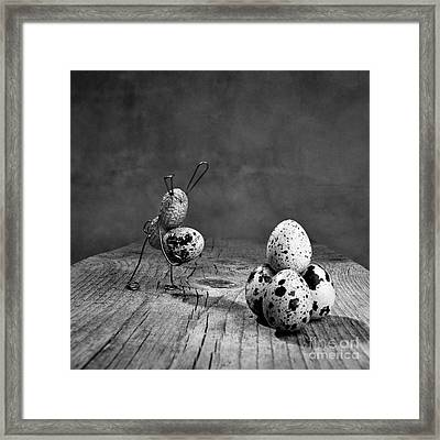 Simple Things Easter Framed Print