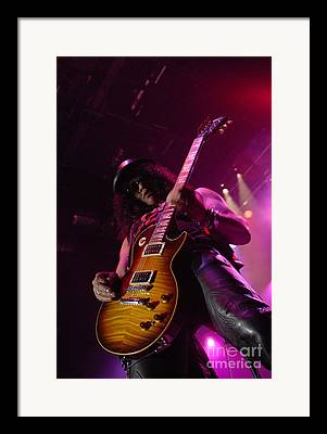 Guitaris Framed Prints
