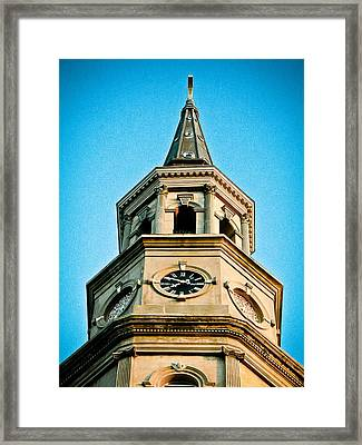 St. Philip's Episcopal Framed Print