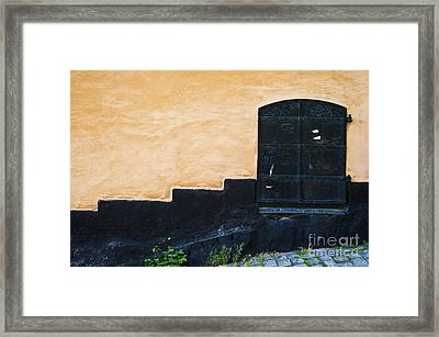 Sweden Framed Print by Micah May