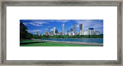 Sydney Australia Framed Print by Panoramic Images