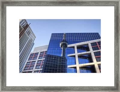 Toronto Framed Print by Joana Kruse