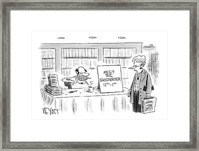 New Yorker February 14th, 2005 Framed Print