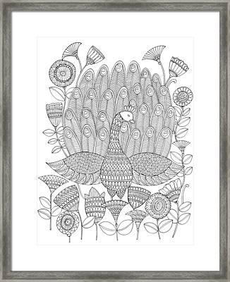 Untitled Framed Print by Neeti Goswami