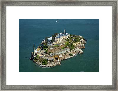 Usa, California, San Francisco Framed Print by David Wall