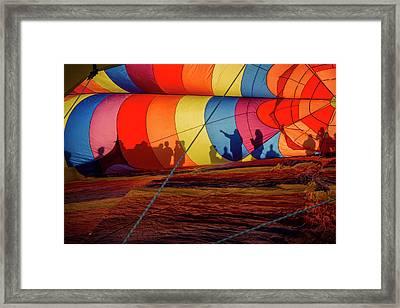 Usa, Colorado, Colorado Springs Framed Print by Jaynes Gallery