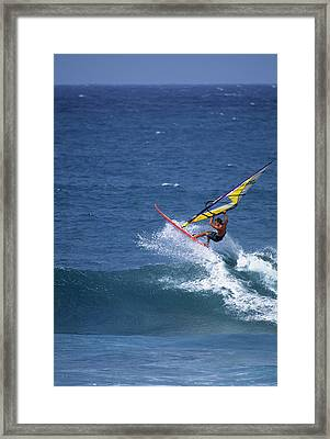 Usa, Maui, Hawaii Framed Print by Gerry Reynolds