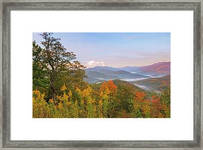 Usa, North Carolina Framed Print by Jaynes Gallery