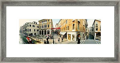 Venice, Italy Framed Print by Panoramic Images