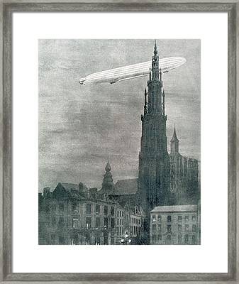 World War I (1914-1918 Framed Print