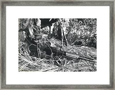 Zaire Framed Print by Retro Images Archive