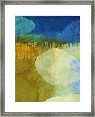 40/100 Framed Print by Jane Davies