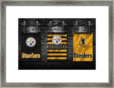 Pittsburgh Steelers Framed Print