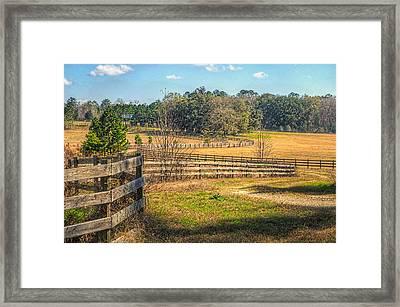 4070-80-204 Framed Print by Lewis Mann