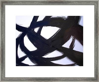 40x60 Abstract Art Painting Modern Robert R Print Limited Edition Framed Print