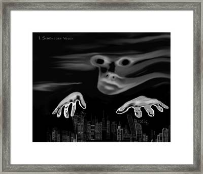 412 - Great Global Player Framed Print