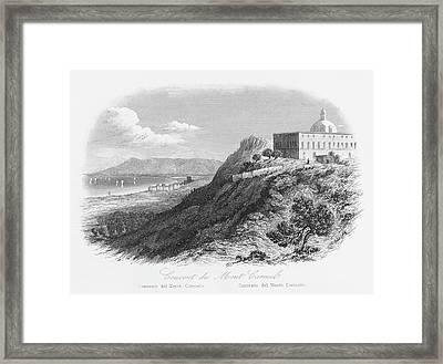 Three Sandhill Cranes Framed Print by Yva Momatiuk John Eastcott