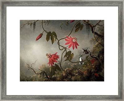 British Calm At Vietri In The Gulf Of Salerno Framed Print by MotionAge Designs