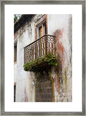 What It Once Was Framed Print by Rene Triay Photography
