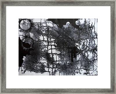 Untitled-12 Framed Print