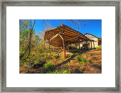 Framed Print featuring the photograph 4257-69-205 by Lewis Mann