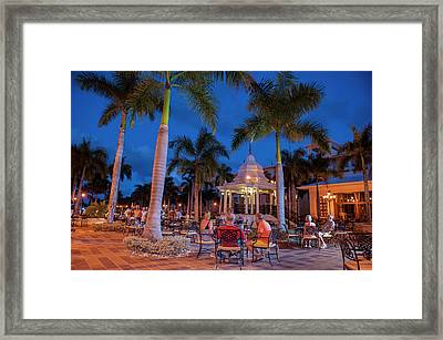 Dominican Republic, Punta Cana, Higuey Framed Print
