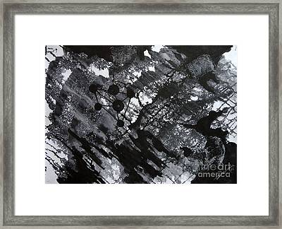 Third Image Framed Print