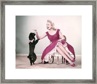 Janet Leigh Framed Print