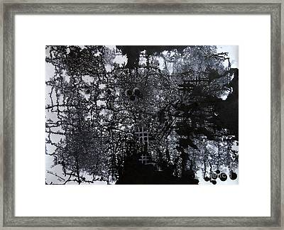 Untitled-7 Framed Print