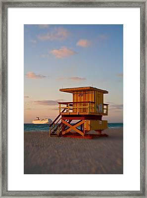 4503 Framed Print