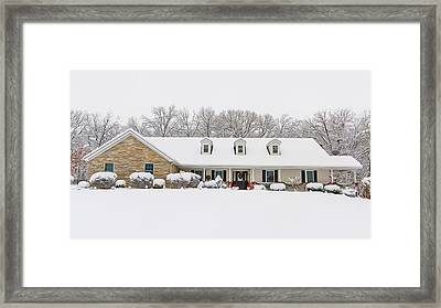 4632 Francis Winter Framed Print