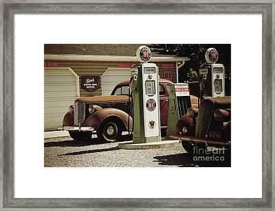 47 Packard Framed Print
