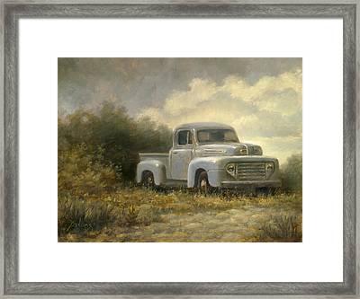48 Ford Pickup Framed Print