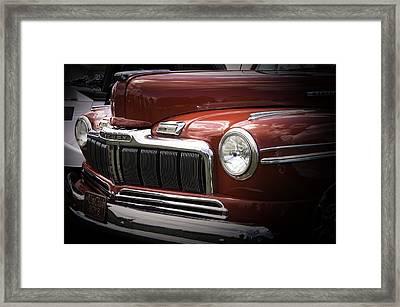 48 Merc Framed Print by Ron Roberts