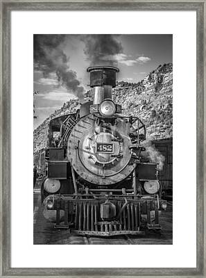 482 Framed Print by Gestalt Imagery