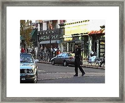 #48 Sands Of Time Framed Print