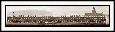 3rd Corps Framed Prints