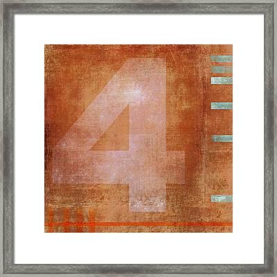4th Floor Framed Print by Carol Leigh