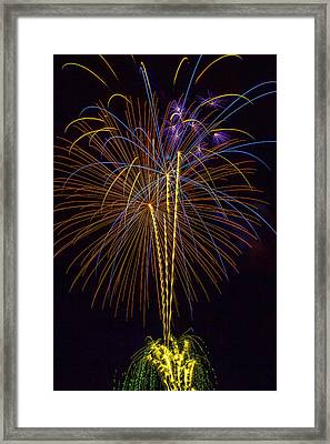4th July #14 Framed Print by Diana Powell