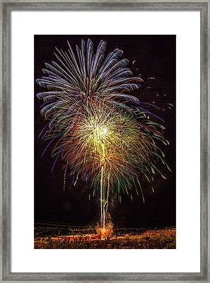 4th July #15 Framed Print by Diana Powell