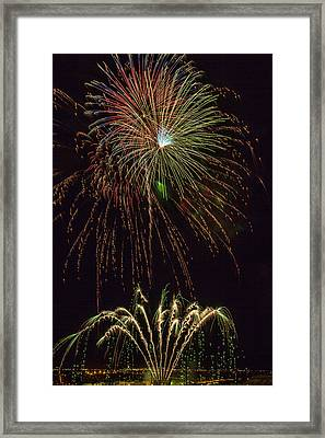4th July #2 Framed Print by Diana Powell