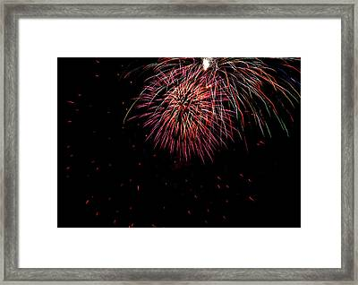 4th Of July 9 Framed Print by Marilyn Hunt