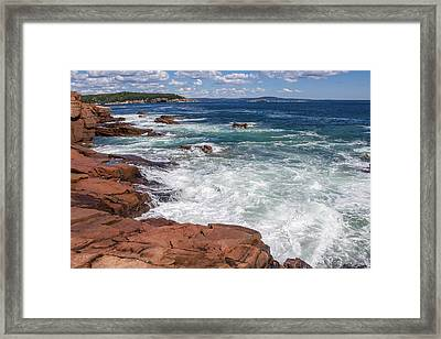 Acadia National Park Framed Print